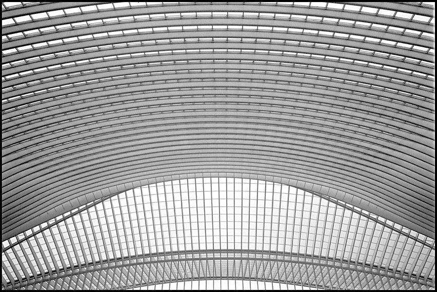 Liége, Station Guillemins