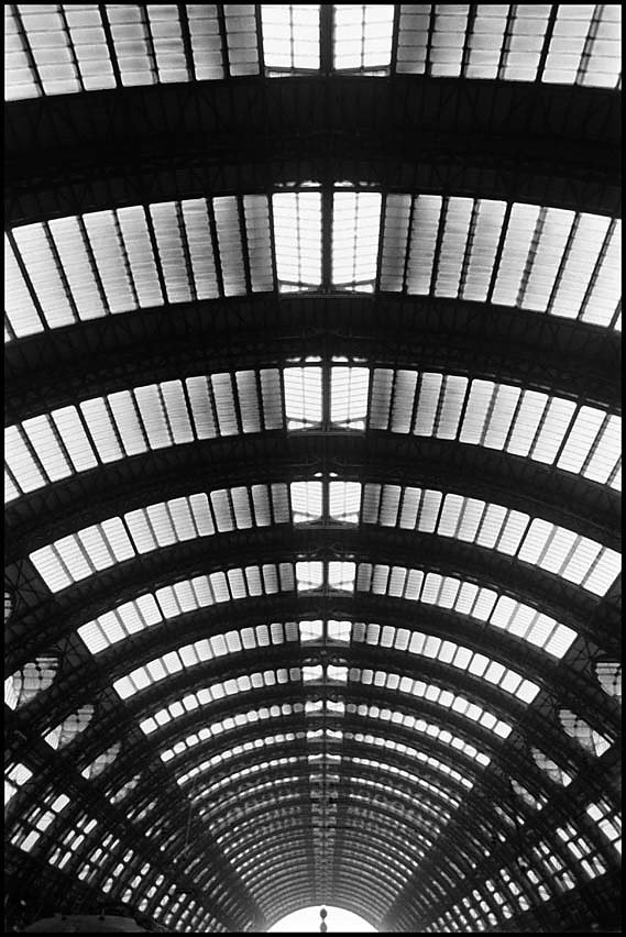 Mailand, Hauptbahnhof