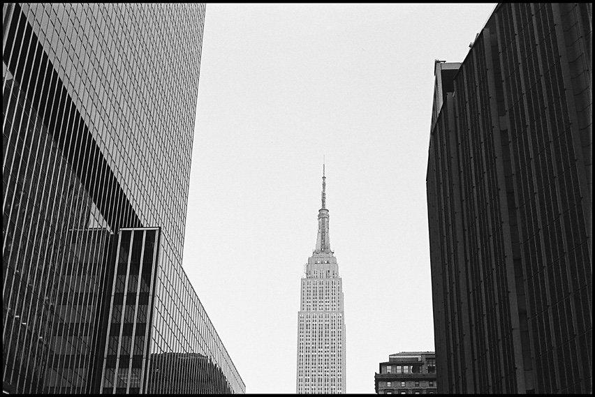 New York, EmpireStateBuilding