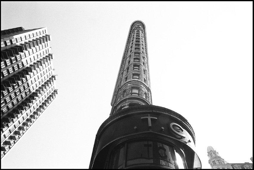 New York, Flat Iron Building