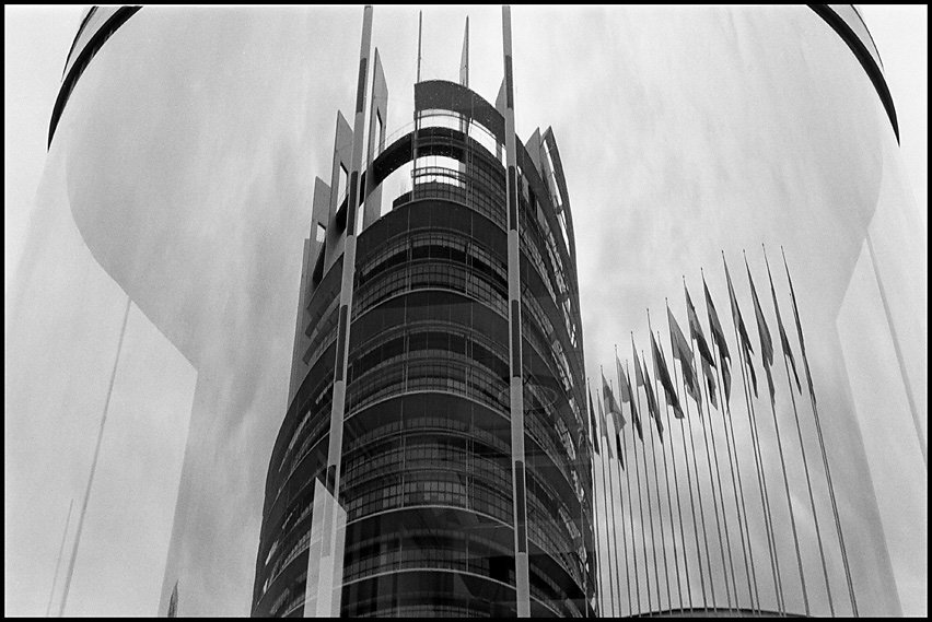 Strasbourg, Palais de l'Europe