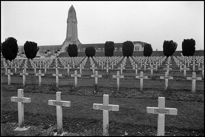 Verdun, Ossuaire de Douaumont