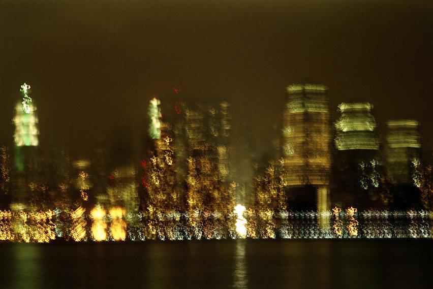 Downtown Skyline Manhattan